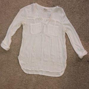 Merona women's tunic top